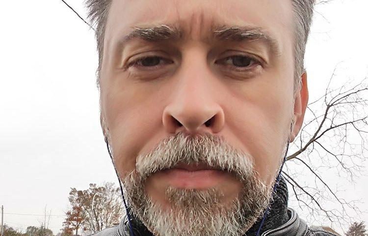 Grumpy walk