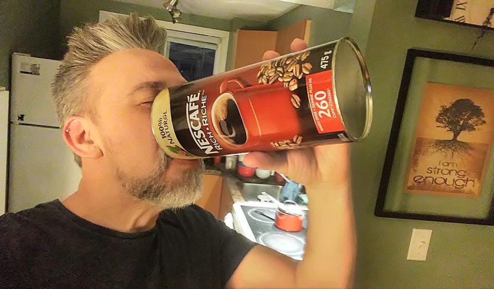 Caffeine overdrive