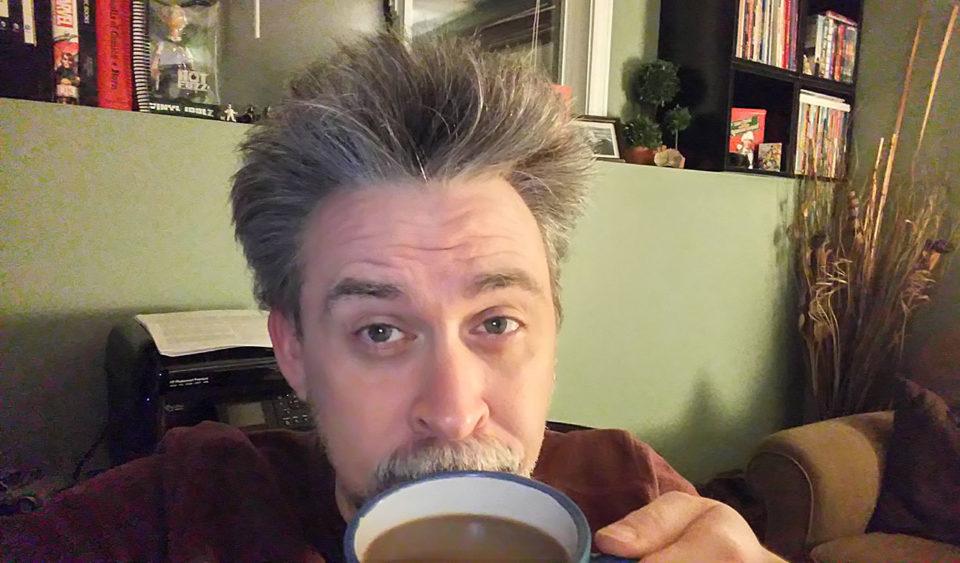 Channeling caffeinne Einstein